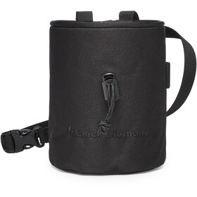 Black Diamond Mojo Bolsa de tiza Gr. S/M, black